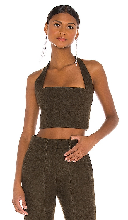 Caitlyn Halter Top LaQuan Smith $520