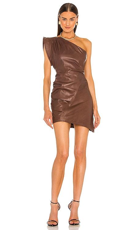 X REVOLVE Corey Mini Dress LAMARQUE $445 BEST SELLER