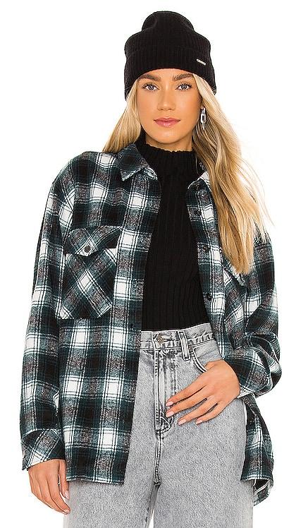 x REVOLVE Storm Plaid Shirt Jacket LAMARQUE $198