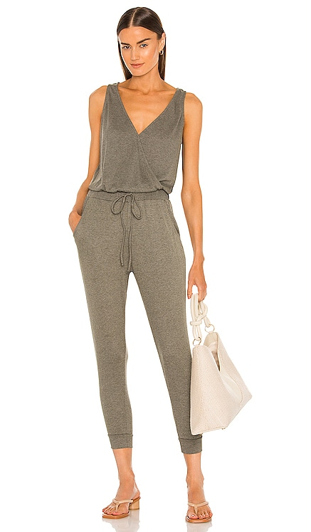 Paylynn Ribbed Jumpsuit LBLC The Label $140