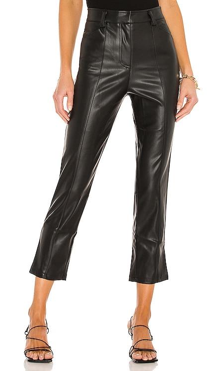 Jen Vegan Leather Trouser LBLC The Label $136