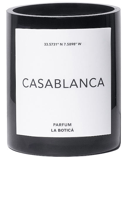 Casablanca Candle La Botica $78 NEW