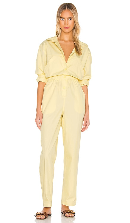 The Benjamine Jumpsuit L'Academie $280
