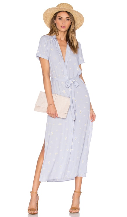 The Maxi Shirt Dress L'Academie $71