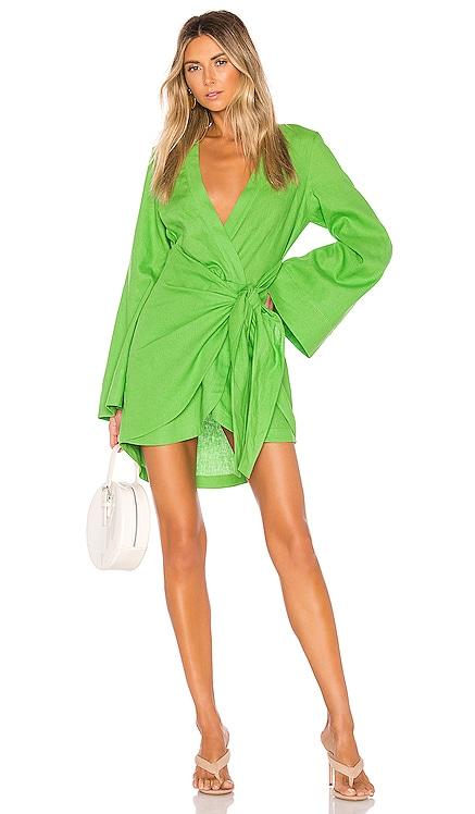 The Janeiro Mini Dress L'Academie $198