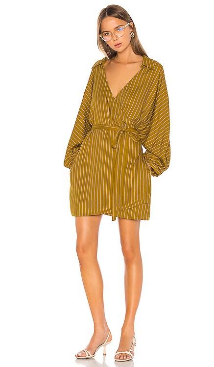 The Aissa Mini Dress L'Academie $84