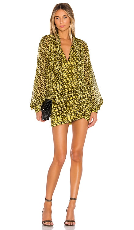 The Maelle Mini Dress L'Academie $218 BEST SELLER