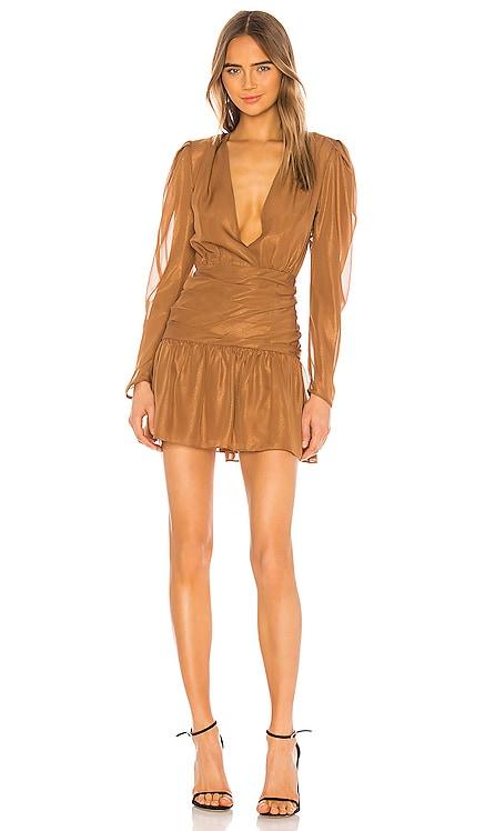The Victorina Mini Dress L'Academie $66