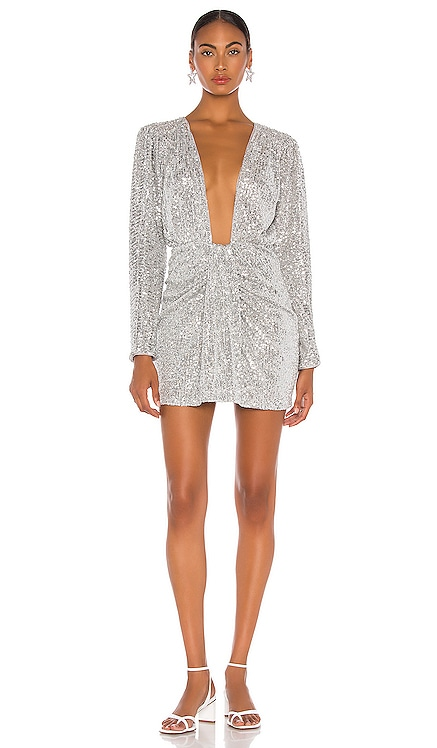 The Cherita Mini Dress L'Academie $248 NEW
