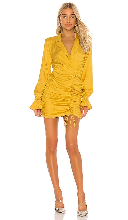 The Nichole Mini Dress L'Academie $210