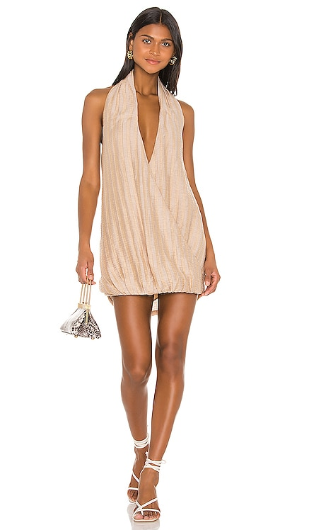The Elicia Mini Dress L'Academie $178 NEW