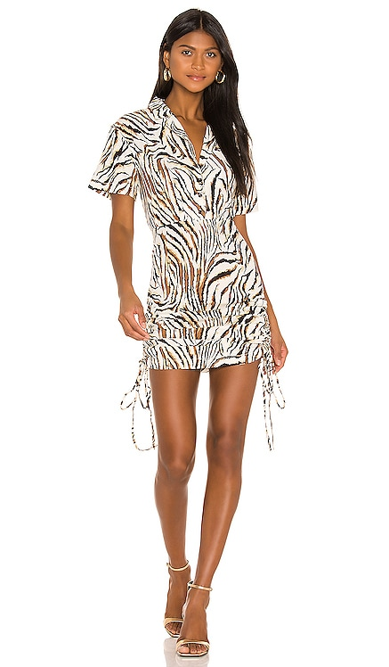 The Sharay Mini Dress L'Academie $218 NEW ARRIVAL
