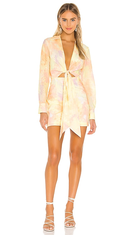 The Flo Mini Dress L'Academie $228