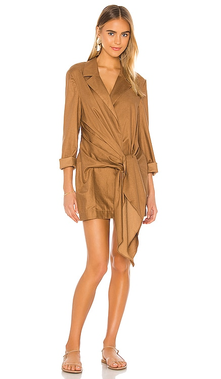 The Snoh Mini Dress L'Academie $238 NEW ARRIVAL