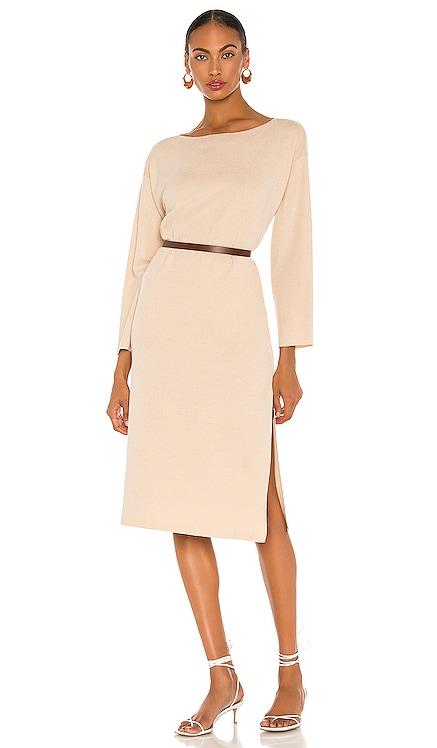 Milan Maxi Sweater Dress L'Academie $198 NEW