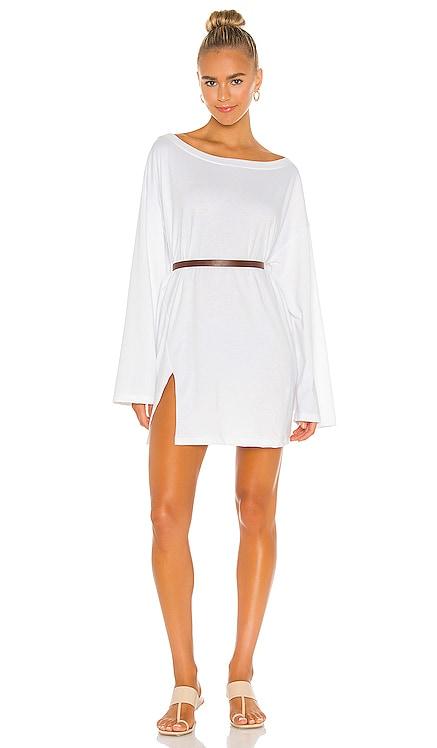 Boat Neck Mini Dress L'Academie $118 NEW