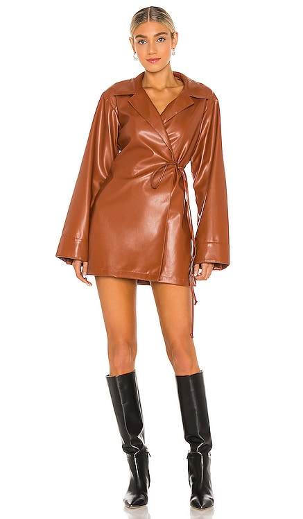 The Avriel Mini Dress L'Academie $238 NEW
