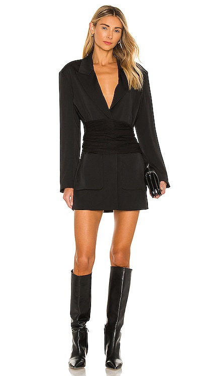 the Stasie Mini Dress L'Academie $258