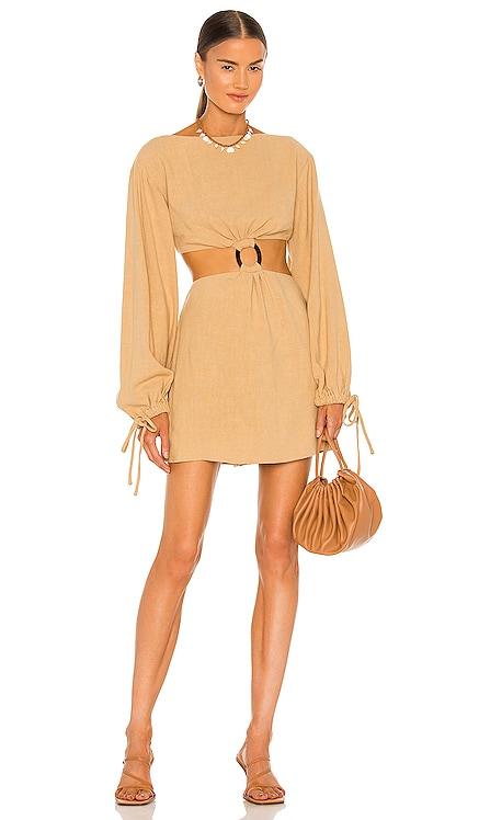 Alora Dress L'Academie $218 NEW