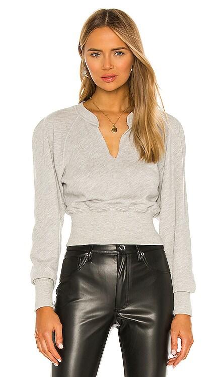 80s Sleeve Sweatshirt L'Academie $138 BEST SELLER