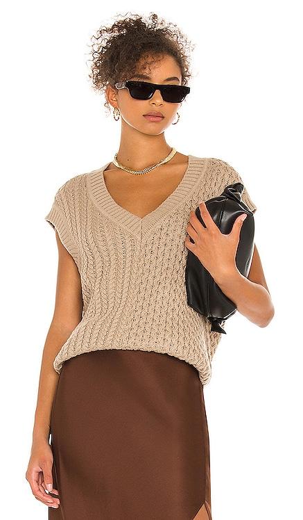 Hara Sweater Vest L'Academie $188 NEW