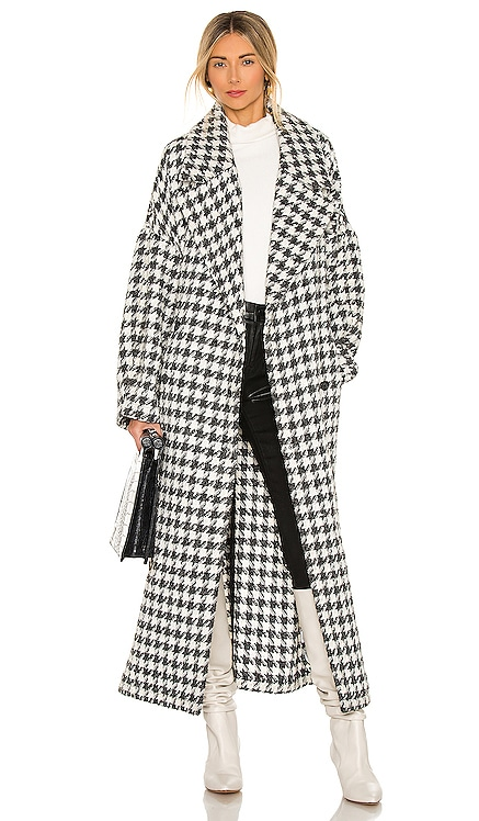 the Celena Coat L'Academie $398 NEW