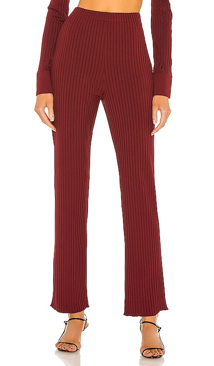 The Ruby Pant L'Academie $168 NEW