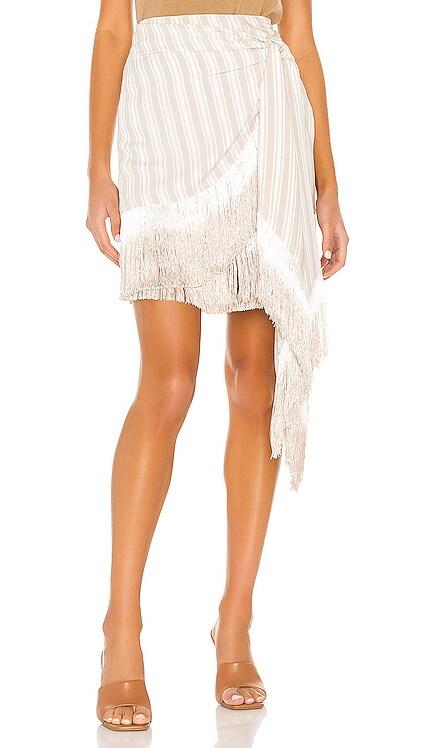 The Saba Mini Skirt L'Academie $180 NEW ARRIVAL