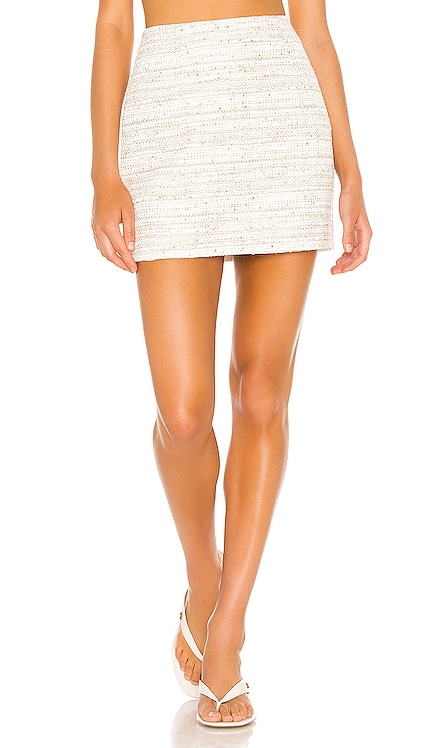 The Renelle Mini Skirt L'Academie $148