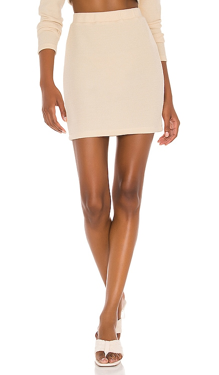 The Marietta Mini Skirt L'Academie $148