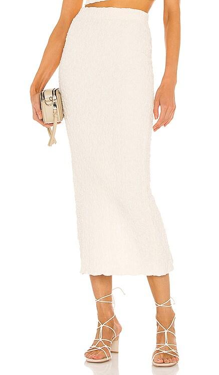Calla Midi Skirt L'Academie $178
