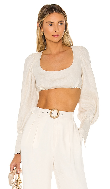 TOP CROPPED THERESE L'Academie $60