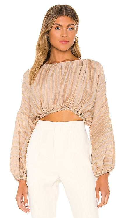 TOP CROPPED RIVA L'Academie $148
