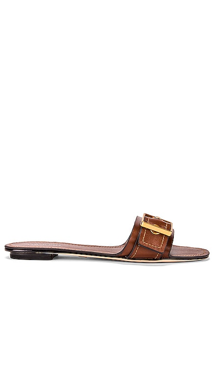Cassiopea Flat Sandal Lola Cruz $220