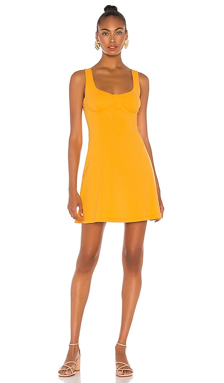 Honey Mini Dress Line & Dot $81