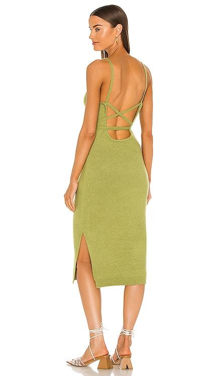 Megan Wrap Dress Line & Dot $106 BEST SELLER