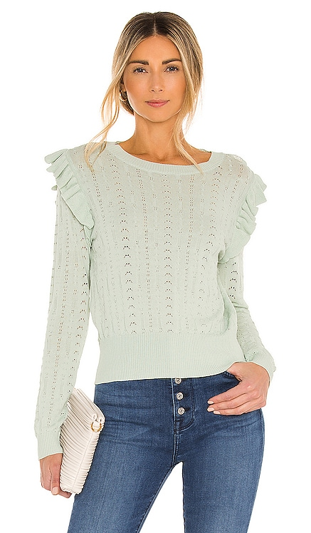 Kate Sweater Line & Dot $94 NEW