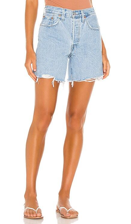 501 Mid Thigh Short LEVI'S $70 BEST SELLER