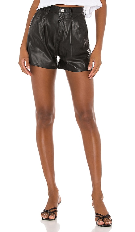 High Rise Faux Leather Short LEVI'S $80 BEST SELLER