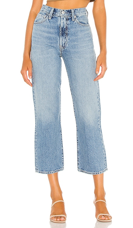 Ribcage Straight Ankle LEVI'S $128