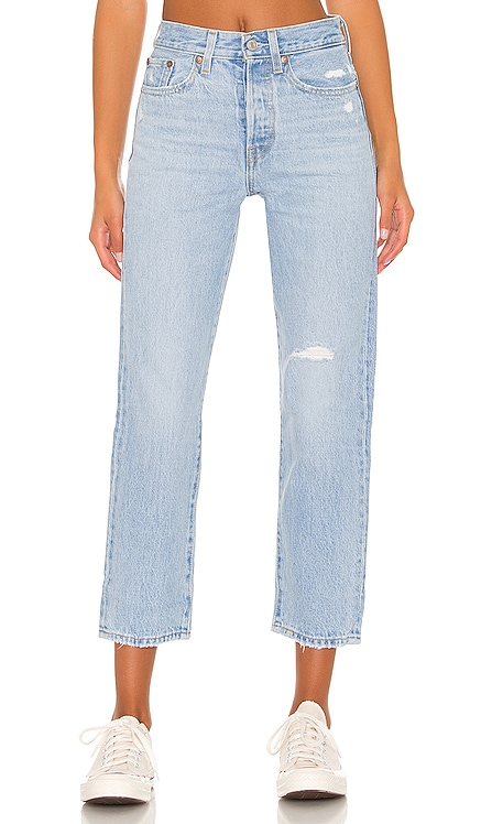 Wedgie Straight Ankle LEVI'S $98 NEW