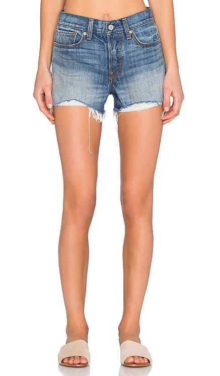 High Rise Wedgie Short LEVI'S $58