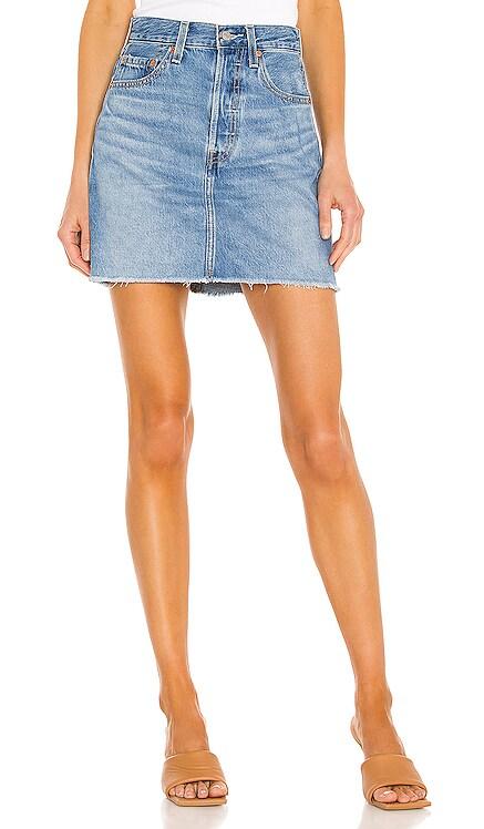 Ribcage Skirt LEVI'S $80 NEW