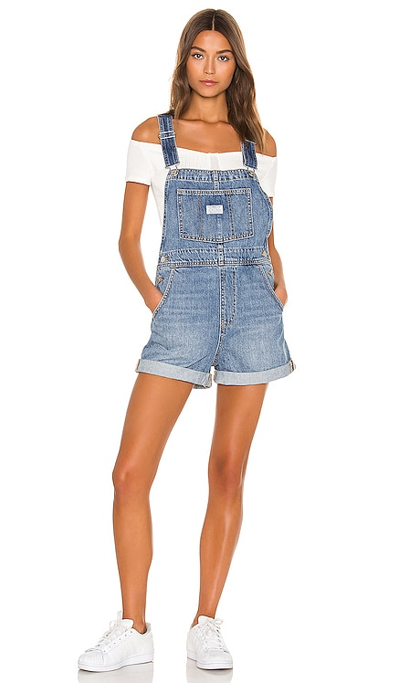 Vintage Shortall LEVI'S $98 BEST SELLER