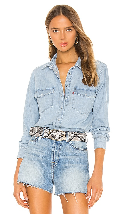 Essential Western Top LEVI'S $70 BEST SELLER