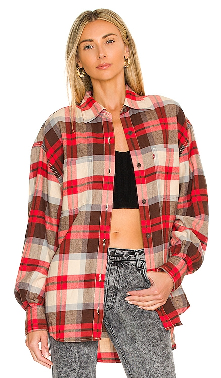 Remi Utility Shirt LEVI'S $80 NEW