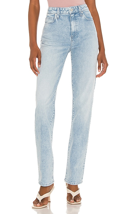 High Rise Sabine Straight LE JEAN $240