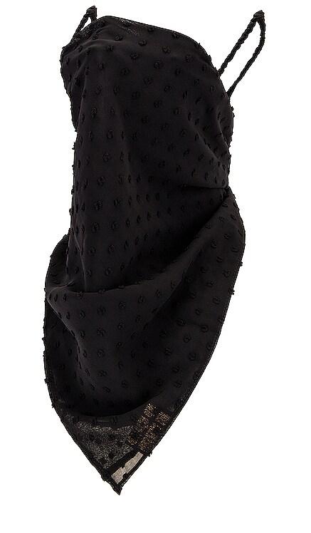 Scarf Face Covering Lele Sadoughi $65
