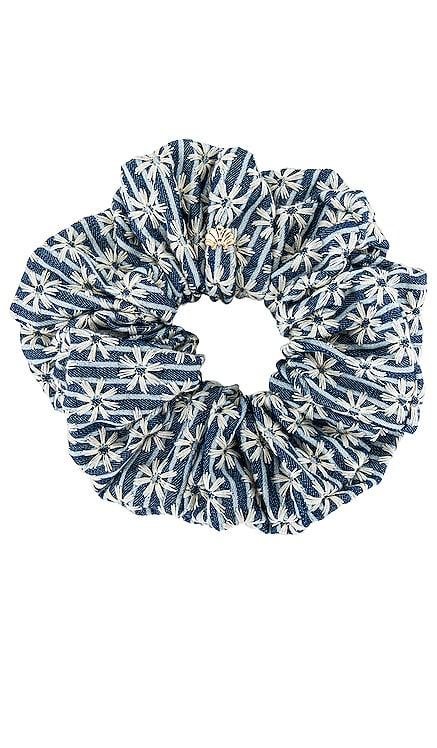 Floral Lace Oversized Scrunchie Lele Sadoughi $28 NEW