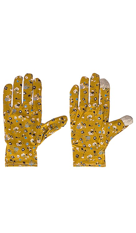 Printed Washable Gloves Lele Sadoughi $65